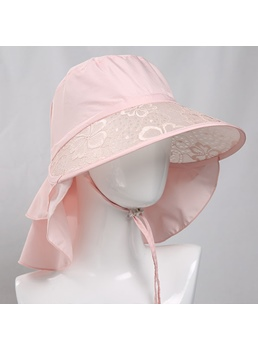 Cappello da sole donne di qualità bella fibra