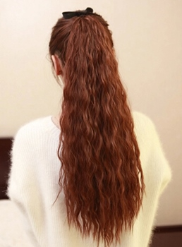 Loose Wave Elegant Long Synthetic Ponytail