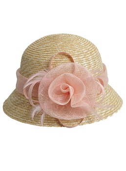 Sweet Fashion Straw Women's Sun Hat