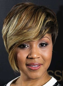 Unique Fashionable Short Straight Capless Human Hair Wig 8 Inches