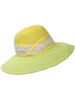 Big Trim UV-protection Lace Sun Hat
