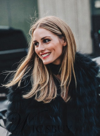 Olivia Palermo Long Straight Synthetic Hair Lace Front Wigs M Wigsbuy Com