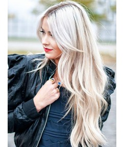 Loose Wave 100% Human Hair 7 PCS Clip In Hair Extensions