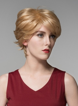 Mishair® New Arrival Short Straight Capless Human Hair Wig 6 Inches