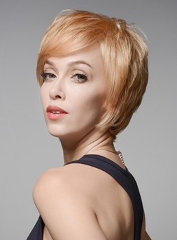 Mishair® Hot Elegant Short Straight Human Hair Capless Wig 6 Inches