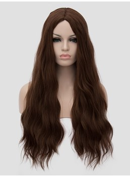 Clearance Sale Synthetic Wavy Hair Capless Cosplay Wig