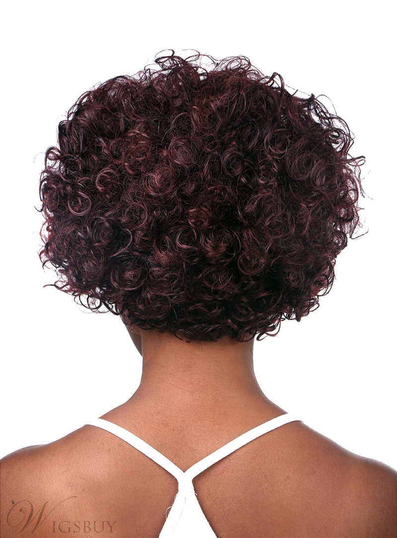 curly hair style pics coscoss 174 unique medium curly capless synthetic hair wig 12 4729