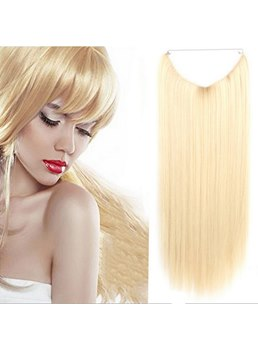 Hot Sale Straight 100% Human Hair Flip In Hair Extensions 16 Inches-26 Inches