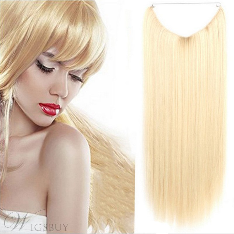 Hot Sale Straight 100 Human Hair Flip In Hair Extensions 16 Inches