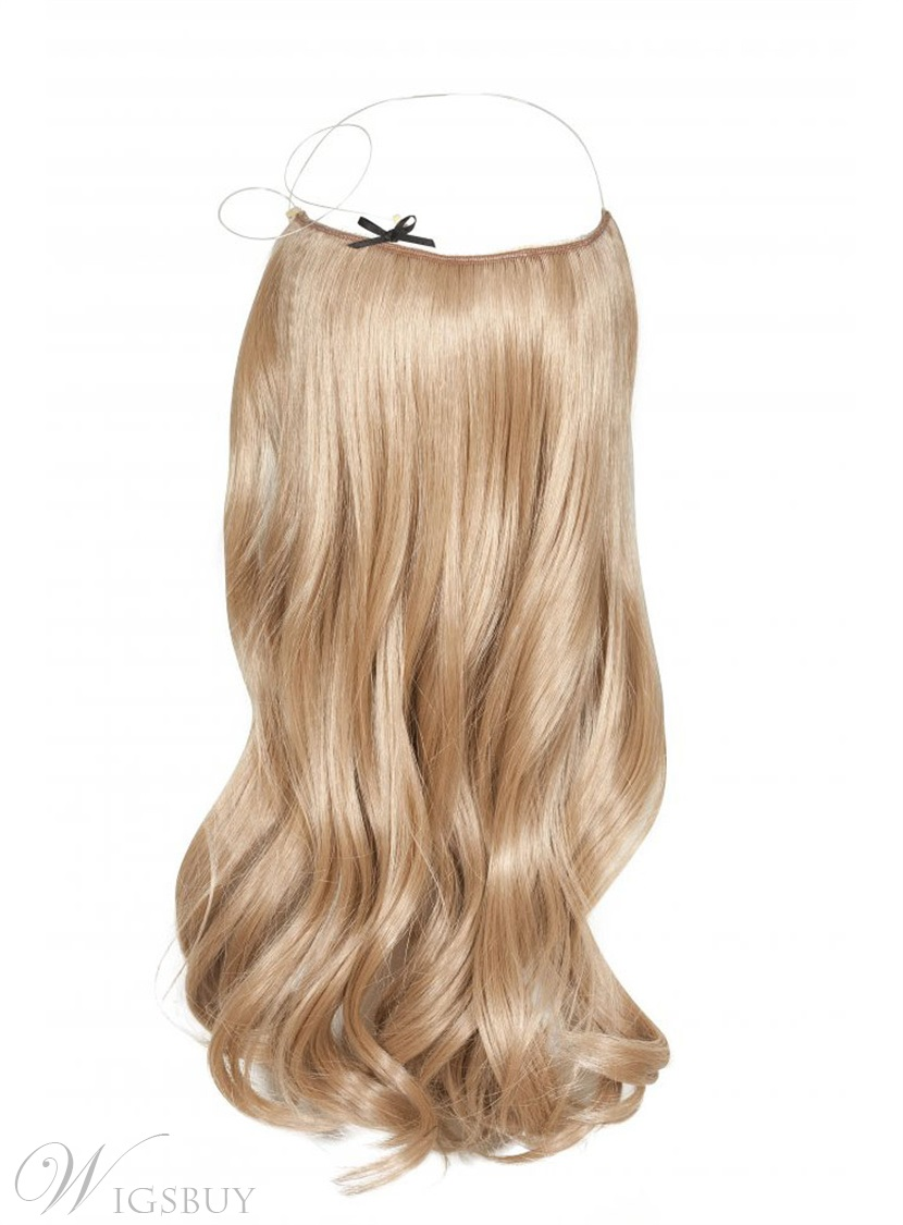Beautiful Wavy Human Hair Flip In Hair Extensions