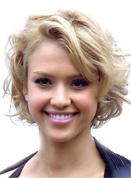 Graceful Short Feathered Pixie Haircut with Wispy Bangs Lace Front Synthetic Hair Wig 10 Inches