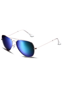 Classical Frog Mirror Sunglasses