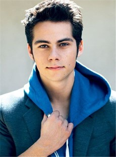 Dylan O'Brien Short Straight Human Hair Full Lace Men Wig