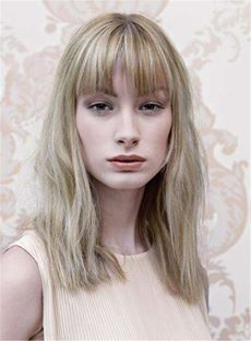 Long Bob Hairstyle For Straight Hair Wigsbuy Com