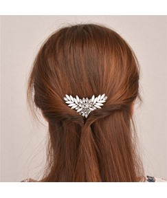 Rhinestone Inlaid Gemmed Diamante Hair Accessories