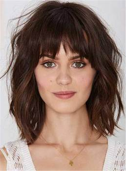 Medium Length Shaggy Hairstyles 2017 : Wigsbuy.com