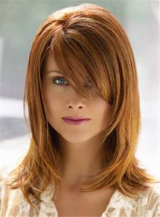 Medium Affordable Neat Glamour Straight Synthetic Hair Capless Women Wig 12 Inches
