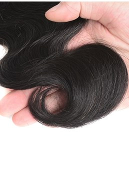 Indian Virgin Human Hair Weave 18 Inches