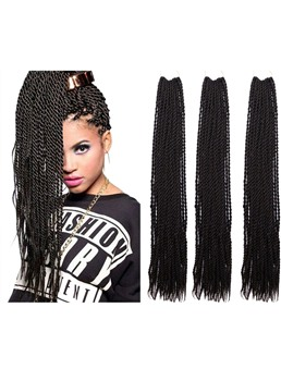 1B Synthetic Hair Braid African American 22 Inches