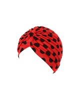 Cotton Polka Dots Indian Headcloth Muslim Turban