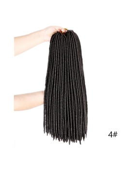 Afro Natural Black Twist Braid For Black Women 20 Inches