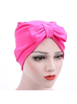 Fashion Modal Bowknot Puggaree Turban