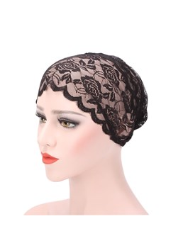 Hot Lace Hollow Turban
