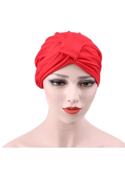 Pleated Muslim Puggaree Turban