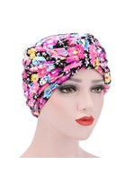 Muslim Floral Print Reversible Indian Turban