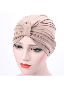 Simple Plain Headcloth Indian Turban