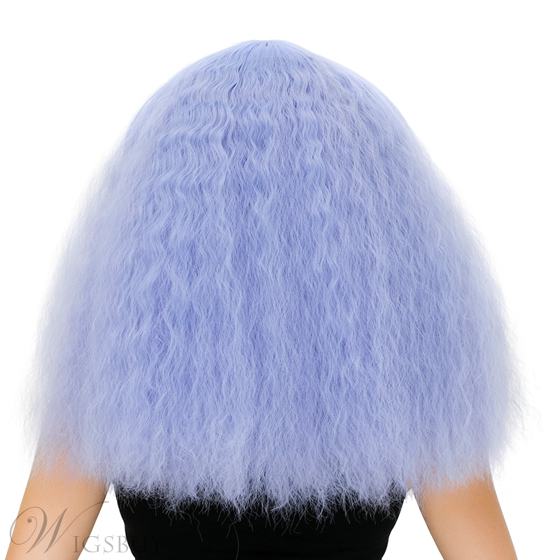 Cosplay Loose Wave Fashion Color Multicolor Hair