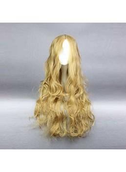 Super Jerry Curly Synthetic Hair Cosplay Wigs