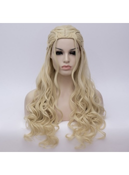 Daenerys Hairstyle Long Synthetic Braid Wig 28 Inches