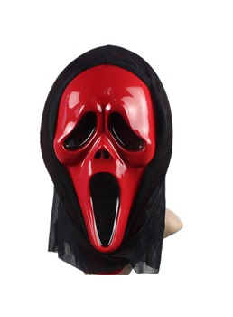 Halloween Scream Classic Halloween Costume Masquerade Mask