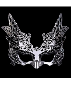 Hot Sale Hollow Out Eagle E-plating Halloween Masquerade Mask