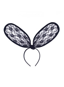 Bunny Girl Big Rabbit Ear Clip Hair Accessories