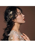 Vintage Baroque Wedding Hair Accessories