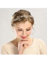 Handmade Classic Up-Do Band Bride Hair Accessories
