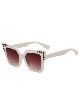Diamante Cat's Eye Sunglasses