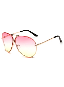 Vintage Yurt Metal Sunglasses