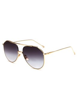 Colorful Film Yurt Sunglasses