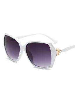 Classic AC Resin Frame Sunglasses