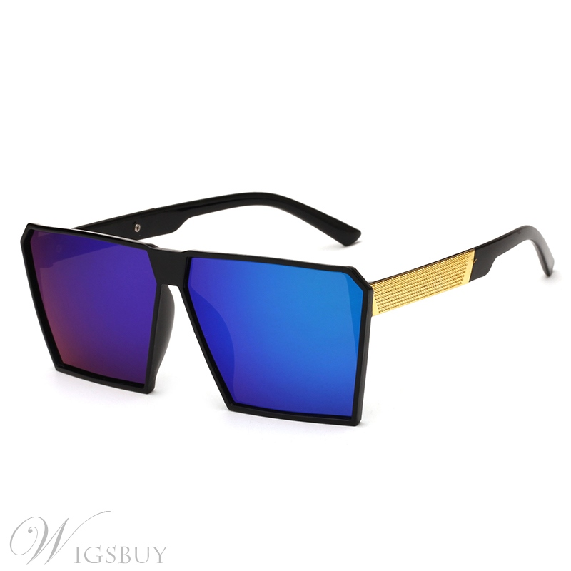 Square Shape Frame Sunglasses
