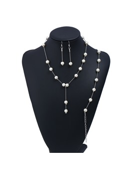 Sweet & Elegant Pearl Jewelry Set