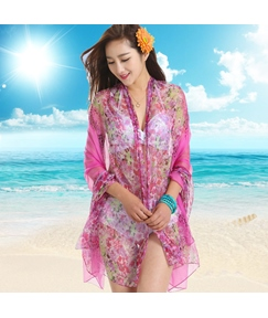 Chiffon Lighter Beach Towel