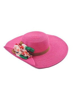 Hemming Asymmetric Sun Hat