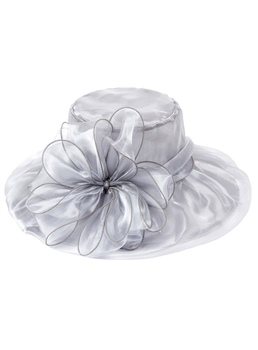 Organza Ultraviolet-Proof Sun Hat