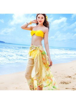 Lengthen Chiffon Lighter Beach Towel