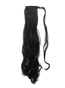 Synthetic Hair Wavy Women Ponytail 26 Inches