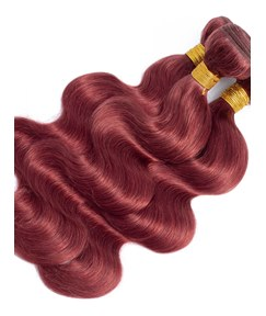 Wigsbuy Hair Weaves Body Wave Hair 4 Bundles #33 Color